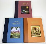3 National Library Of Poetry Volumes 1996 And 1997 Morning Song A View From Afar+