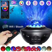Us Wifi Smart Star Projector Light Led Night Light With Bluetooth Voice Control