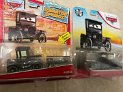 Disney-pixar-cars-lizzie-2021-metal-collection And Radiator Springs Lot Of 2