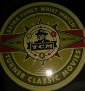 Ultra Rare -kenneth Cole 984tcm Wrist Watch For Men By Turner Classic Movies