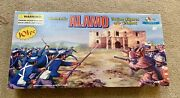New Authentic Alamo Action Figures Playset 101 Pc American Collector Series New