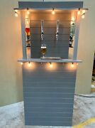 Home Bar. Full Draught. Beer-cider-prosecco-spirits. In Time For Christmas