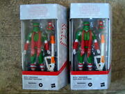 New Two Star Wars Black Series- Sith Trooper Holiday Edition Figures Bestbuy