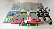 Vintage Lego 6399 Monorail Airprt Shuttle Incomplete With Instructions Rare
