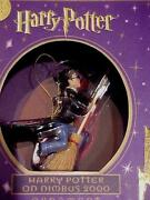 Harry Potter- The First Harry Potter Christmas Ornament-harry On The Nimbus 2000