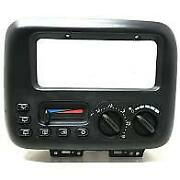 Temperature Control With Ac Non-heated Back Glass Fits 96 Caravan 4489