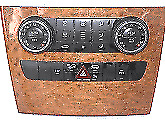 2006-08 Mercedes W251 R350 Ml350 Front A/c Heater Climate Control Switch Temp Oe