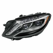 For Mercedes-benz S550 14-17 Replace Mb2518103 Driver Side Replacement Headlight
