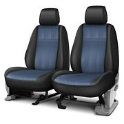 For Ram Promaster City 15-20 Seat Cover Forma Series 1st Row Black And Blue Custom