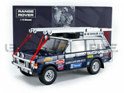 Almost Real 1/18 - Land Rover Range - British Trans Americas Expedition - Alm810
