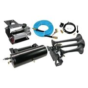 For Toyota Tundra 07-19 Onboard Air System W 6450rc Compressor And 730 Train Horn