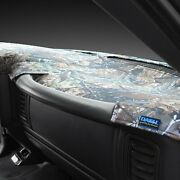 For Ford Mustang 1966 Dash Designs Dd-0558-0acg Camo Game Dash Cover