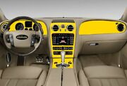 For Jeep Compass 2010 Sherwood 2d-4178-iw 2d Yellow Main Dash Kit 21 Pcs