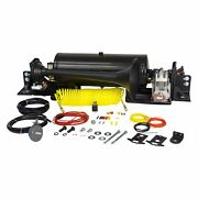 For Ram 1500 11-18 Onboard Air System W 6450rc Compressor And 730 Train Horn