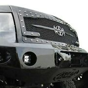 For Ford F-150 13-14 Main Grille Rc3dx Innovative Design Gloss Black 10.0 Power
