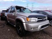 Temperature Control Front Control Limited Fits 99-02 4 Runner 971701