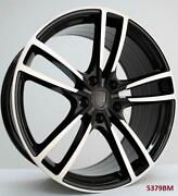 22and039and039 Wheels For Porsche Cayenne Base 2009 And Up 22x10 5x130