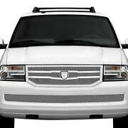 For Lincoln Navigator 08-14 Grille Kit Lexani Zurich Style Chrome Mesh Grille