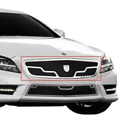 For Mercedes-benz Cls63 Amg 10-13 Main Grille Lexani 1-pc Venice Style Black