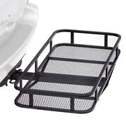 Surco 1202 20 X 48 Hauler Hitch Cargo Carrier For 2 Receivers