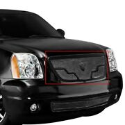For Gmc Yukon 07-13 Main Grille Lexani 1-pc Venice Style Black Mesh Main Grille