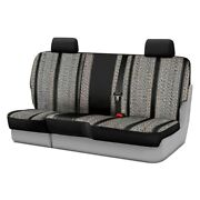 For Dodge Ram 1500 09-10 Fia Wrangler Series 2nd Row Black Seat Covers