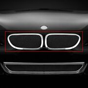 For Bmw 650ci 06-11 Main Grille Lexani 1-pc Classic Style Black Mesh Main Grille