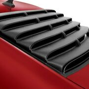 For Toyota Corolla 93-97 Willpak Textured Surface Abs Plastic Rear Window Louver
