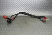 07-13 328i Conv. Positive Battery Terminal Cable Wire Lead W/fuse Factory Oem