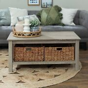 40in Coffee Table With Storage Cute Rectangular For Living Room Modern Cool Best