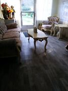 Cellini Antique Italian Furniture Hand-carved Sofa, Couch, Chair, And 3 Tables