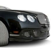 For Bentley Continental 10-11 Front Bumper Lip Spoiler Sportline Style