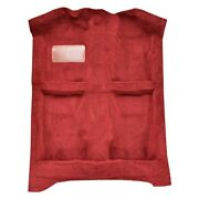 For Plymouth Horizon 88-90 Carpet Essex Replacement Molded Maroon Complete