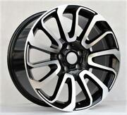 22 Wheel Tire Package For Range Rover Sport Autobiography 2014 And Up Pirelli