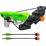Nerf Zombie Strike Wrathbolt - Defend Against The Zombified Attackers With Yo…