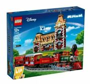 Disney Lego Train And Station Set 71044 - 2925 Pieces New/sealed