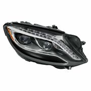 For Mercedes-benz S550 14-17 Replace Passenger Side Replacement Headlight