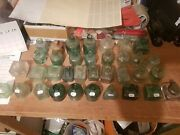 Various Antique Ink Bottles Discounts Up To 50 4+ 38 Bottles Listed