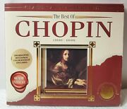 Best Of Chopin Classical Masterpieces - 1810-1849, Color Booklet Included