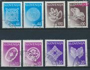 Slovenia 196-203 Complete Issue Fine Used / Cancelled 1997 Gust Out 9463989