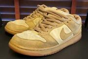 Nike Sb Dunk Low Pro Reese Forbes Wheat 304292-731 Size Us 8.5 Without Box