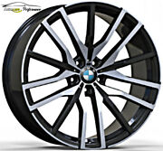 22and039and039 Bmw Style Wheels | 5x112 / 22x10 / 22x11 | Fits Bmw X5 X6
