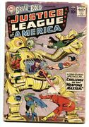 Brave And The Bold 29 2nd Justice League Of America Aquaman -incomplete