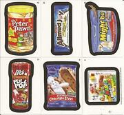 2013 Topps Wacky Packages Ans10 Black Ludlow Complete My Set Pick Choose Singles