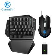 Gamesir Vx Aimswitch Keyboard And Mouse Adapter For Xbox One / Ps4 / Ps3 / Ninte