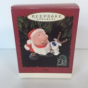 Hallmark Keepsake 1996 Ziggy 25th Anniversary Christmas Ornament Qx6524