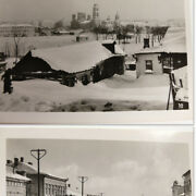 12 Pk Ostfront Orel Oryol Photographs 1940s Russia Ww2 Eastern Front Oka River