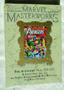 Marvel Masterworks Vol. 208 The Avengers Nos 129 - 135 And Giant-size Nos 2 - 4