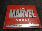 The Marvel Vault A Museum-in-a-book Rare Collectibles From The World 2007