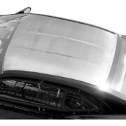 For Chevy Camaro 10-15 Matte Dry Carbon Fiber Replacement Roof